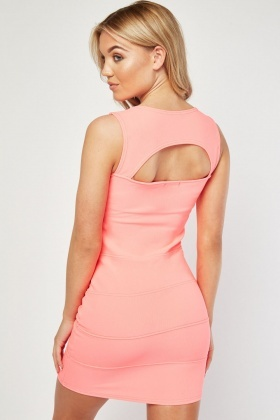 Sweetheart Mini Bandage Dress