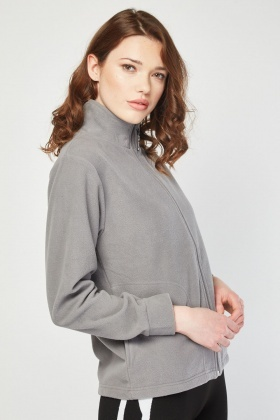 Poly Fleece Jacket