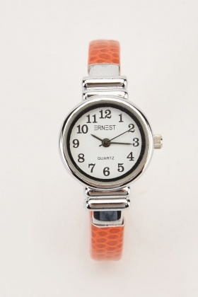 Speckled Strap Bungle Watch