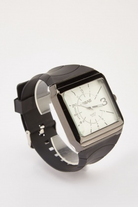 Square Face Ladies Watch