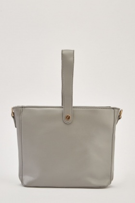 Single Handle Mini Tote Bag