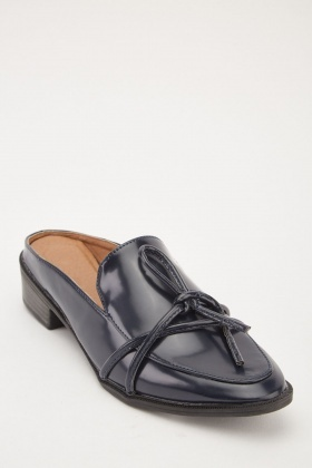 PVC Slip-On Loafers