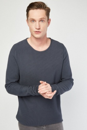Round Neck Jumper