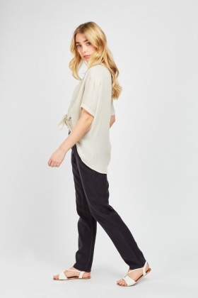 Light Weight Casual Chino Trousers