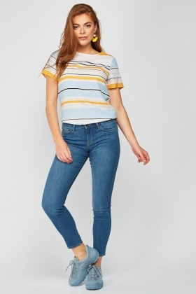 Low Waist Supper Skinny Jeans