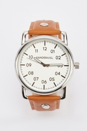 Mens Classic Analog Watch