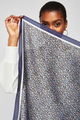 Pack Of 2 Mix Sateen Scarves