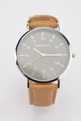 Analog Mens Watch