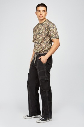 Classic Fit Combat Trousers