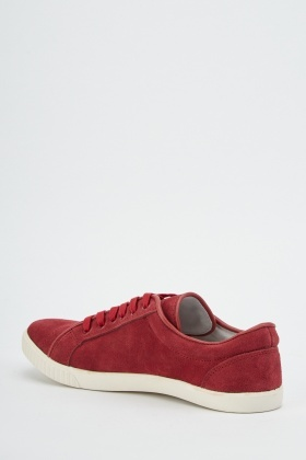 Men's Lace Up Plimsolls