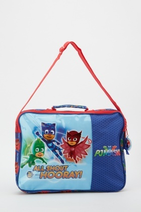 Kids PJ Masks Lunch Bag