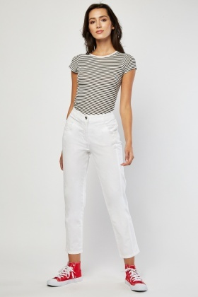 Classic Fit Relaxed Trousers