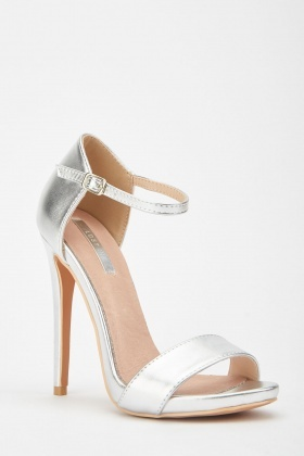 LOST INK Blossom Stiletto Sandal