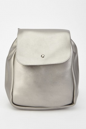 Flap Front Backpack