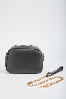 Chain Strap Trim Mini Bag