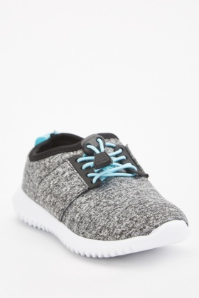 Speckled Toggle Front Trainers