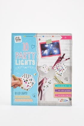 10 Party Lights Kit