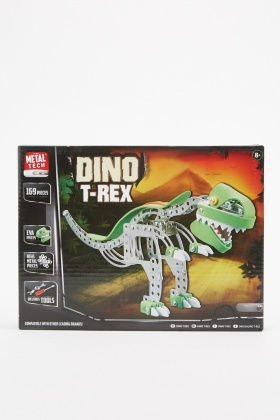 Dino T-REX Metal Kit