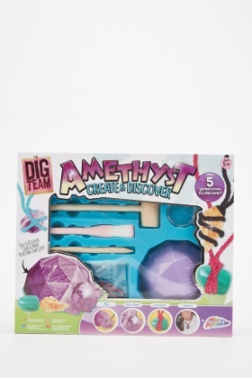 Amethyst Create And Discover Kit