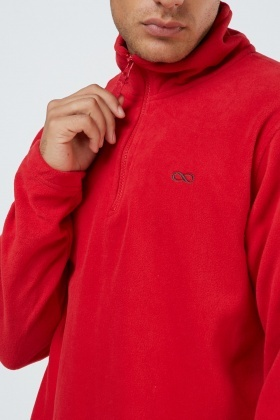 Poly-Fleece Zip Up Jumper