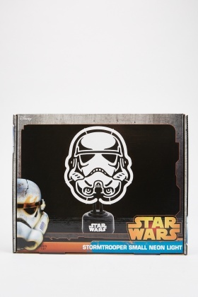 Star Wars Stormtropper Small Neon Light Kit