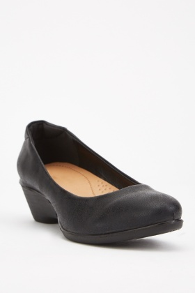 Low Wedge Shoes