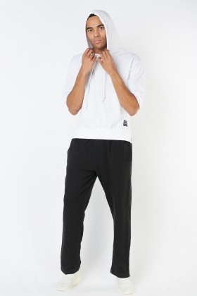 Black Casual Joggers