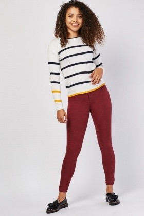 Regular Fit Mid Rise Jeans