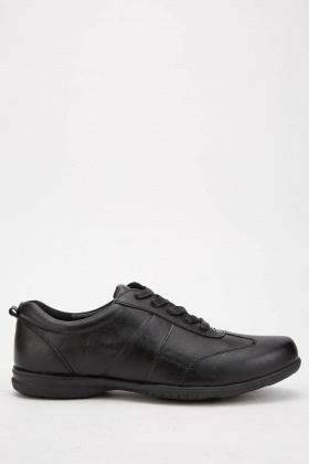 Lace Up Men's Plimsolls