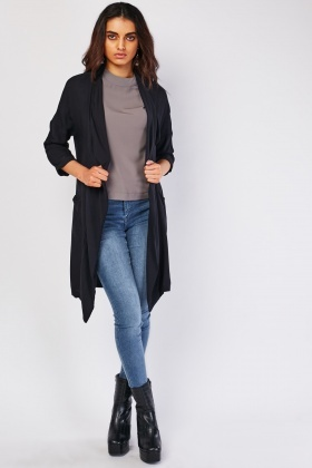 Waterfall Midi Cardigan