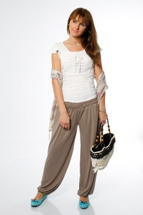 Leisure Ali Baba Trousers
