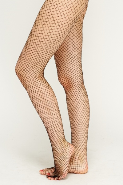 Pack Of 2 Fishnet Tight