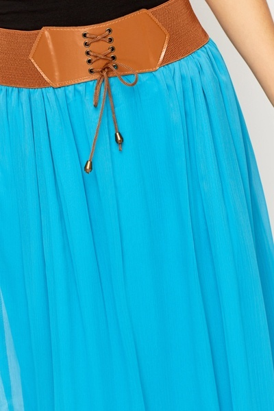 Belted Gypsy Skirt