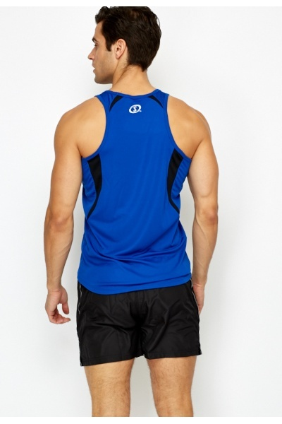 Mens Lightweight Sports Top