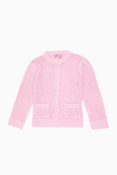 Knitted Kids Front Button Jumper