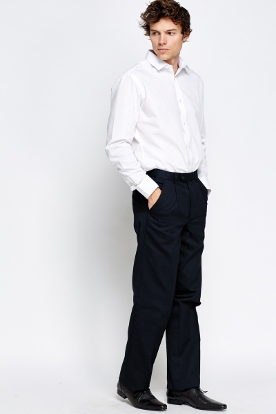 Formal Tailored Trousers