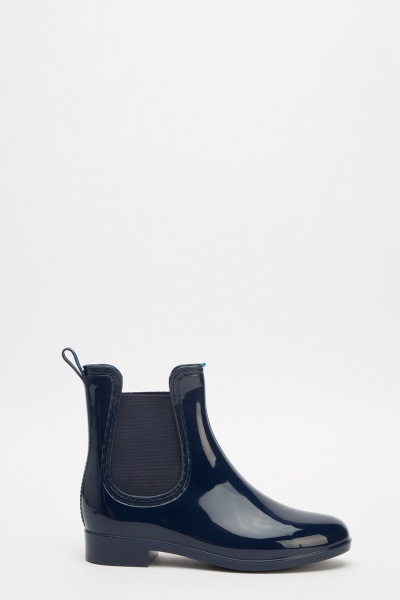 PC Blue Wellies