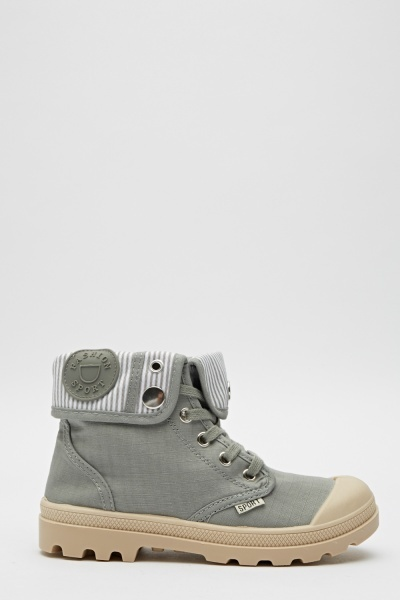 Sport Ankle High Top Trainers