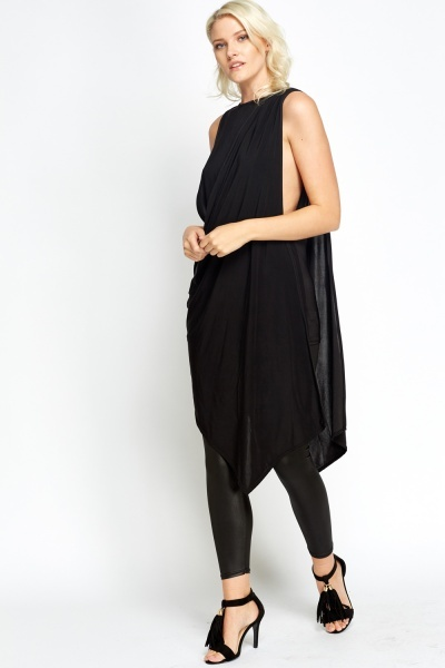 Asymmetric Overlay Top