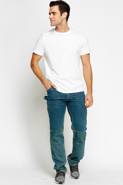 Multi Pocket Everyday Jeans