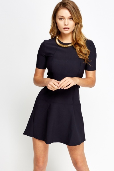a33df640c5c Find every shop in the world selling skater dress navy at PricePi ...