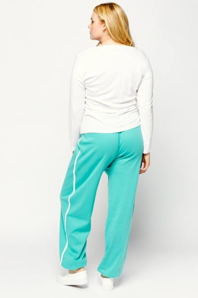 Light Green Joggers