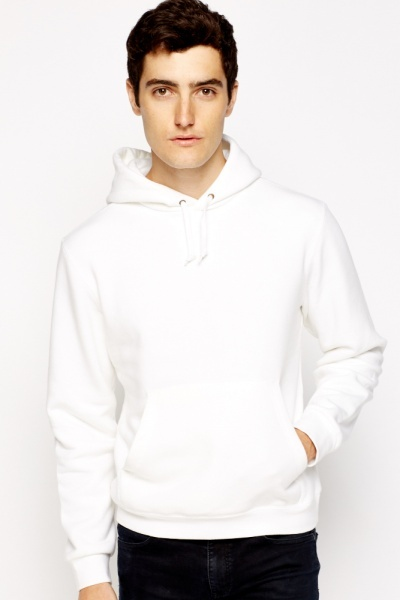 Basic Fleece Interior Hoodie