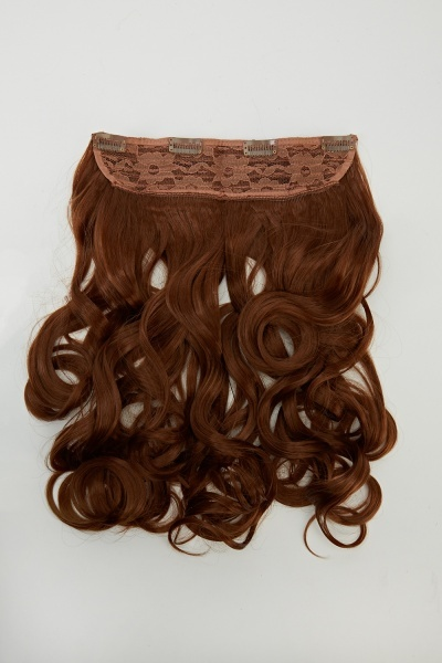Image of Curly One Hair Clip Extension