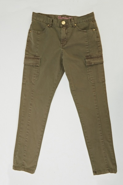 Girls Casual Trousers