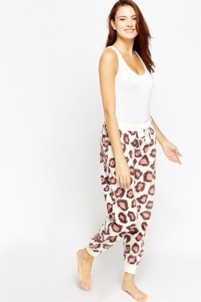Animal Printed Pyjamas Bottoms