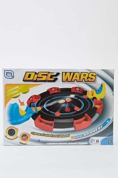 Image of Disc Wars Game