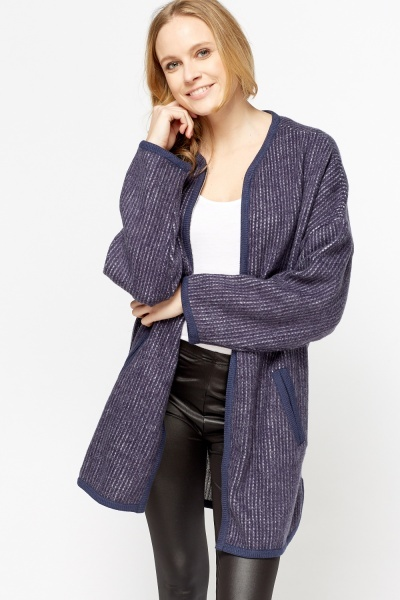 Knitting Pattern Boyfriend Jumper : Boyfriend Knit Jumper - Just ?5