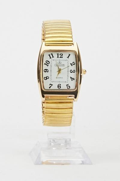 Small Square Bracelet Watch