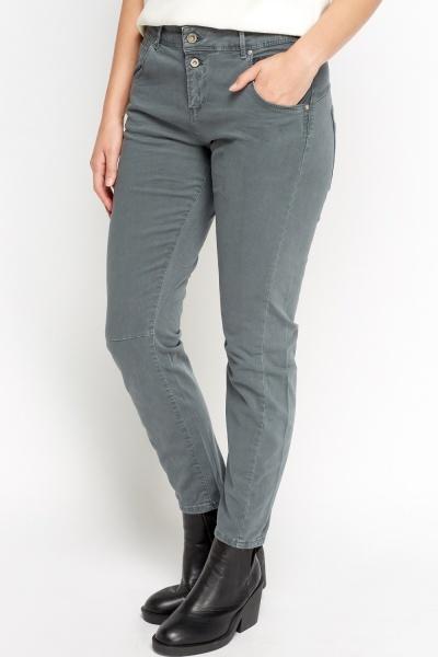 Grey Straight Leg Jeans Just 163 5